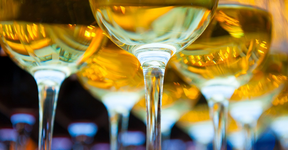 Champagne at a Luxorious Corporate Party